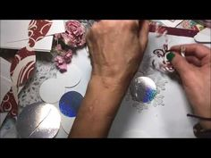 Craft Fair Series 2018 EPISODE 21 -- Star flake Ornaments