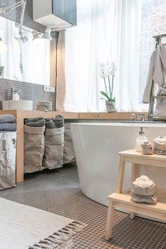 PUNTXET 10 cuartos de baño en los que me pasaría horas.... #deco #decoracion #hogar #home #bathroom #baños