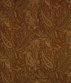 Robert Allen Bombona Toffee Fabric - $36.3   onlinefabricstore.net