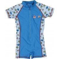 Sun Safe Kids UV Swimsuit, Fishes