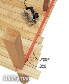 Deck Building Tips ***Repinned by Normoe, the Backyard Guy (#1 backyardguy on Earth). Follow us on:twitter.com/backyardguy