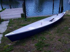 Ein Kanu selber bauen