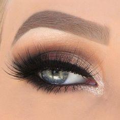 Gaga Professional 252 Colors Ultimate Eyeshadow Eye Shadow Palette Cosmetic Makeup Kit Set Make up Professional Box - Cute Makeup Guide Makeup Goals, Love Makeup, Makeup Inspo, Makeup Inspiration, Makeup Tips, Beauty Makeup, Makeup Ideas, Smokey Eye Makeup, Eyebrow Makeup
