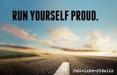 Run Yourself Proud