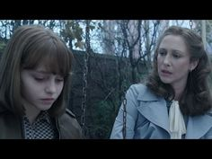 First trailer, images and poster for the horror sequel THE CONJURING 2 starring Vera Farmiga, Patrick Wilson, Frances O'Connor and Simon McBurney. Stephanie Sigman, Patrick Wilson, Trailer Film, Movie Trailers, Newest Horror Movies, Horror Films, Trailer Peliculas, Vera Farmiga, People