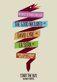 The Good Natured w/ David Lyre & La Sera @ Start The Bus, Bristol, UK - February 2011  by Psyche Milligan  - Music Fans, if you haven't heard of The Good Natured yet then I suggest you check them out quick! Definitely a next big thing, reminiscent of Florence + The Machine. They'll be playing live at SXSW this year.