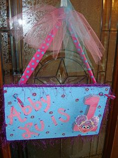 This has a ton of great Abby Cadabby party ideas!