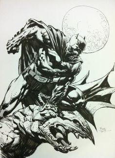 Batman by David Finch and David Finch
