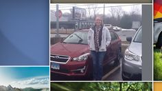 Dear Sarah Schmidt   A heartfelt thank you for the purchase of your new Subaru from all of us at Premier Subaru.   We're proud to have you as part of the Subaru Family.