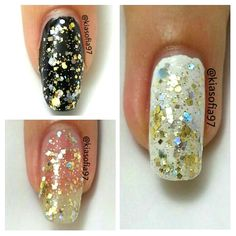 """""""Putting On The Glitz"""" by Sidgra Nail Lacquer. Sidgra.com"""