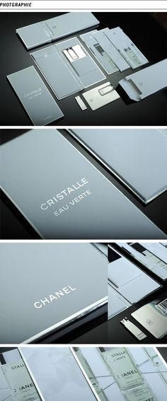 identity / cristalle chanel
