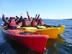 Looking for an exciting new way to see Seattle? Let Ballard Kayak show you and your visitors the beautiful Pacific Northwest. Lets go explore!