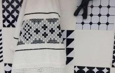 Conjunto de 7 panos de prato / copa Tucano no Elo7   Bêa Criações (9FE476) Chicken Scratch, Hand Stitching, Blanket, Gingham, Embroidery, Kitchen Towels, Hand Towels, Dish Towels, Kitchen Products