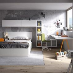 Nidi Unique #Teenager's #bedroom #furniture