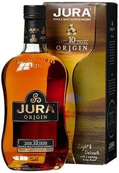 WHISKY ISLE OF JURA ORIGIN 10 LET, 0,7L - WHISKY IN WHISKEY - Kompas shop