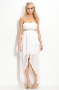 dresses teens high low  | The Top 10 High-Low Prom Dresses for 2012