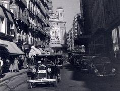 GALERÍAS PRECIADOS Desde la Calle Gran Via .Madrid