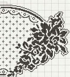 Seed Bead Flowers, Beaded Flowers, Seed Beads, Crochet Jacket Pattern, Filet Crochet, Crochet Doilies, Chart Design, Beaded Embroidery, Table Runners