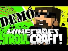awesome Minecraft: TROLL CRAFT | DEMO DISS TRACK!!