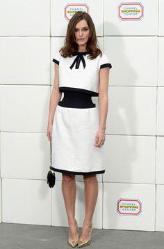 Визуальные иллюзии в одежде: как выглядеть на пару размеров стройнее   Marie Claire
