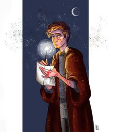 Remus Lupin by smellslikeart