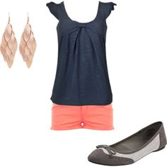 summer, created by all-that-i-am on Polyvore