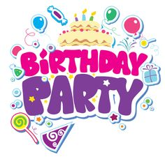 Birthday Party PNG Clipart Picture