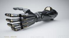 『Deus Ex』がモチーフのロボット義手、来年にも製品化。英Open BionicsにEIDOSが協力 - Engadget Japanese
