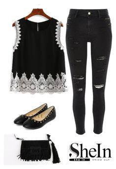 """""""Untitled #30"""" by hibridi ❤ liked on Polyvore featuring yeswalker and River Island"""