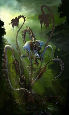 Rift Contest: Colossus of Life by daedalus2k.deviantart.com on @deviantART
