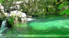 Hasanboğuldu Göleti (Kaz Dağları) - Türkiye