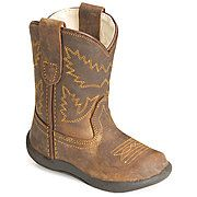 So I hope you know when you have your baby whether it's a boy or GIRL I'm getting it cowboy boots