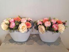 Fazendo Arranjos florais Permanentes