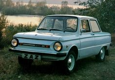 ЗАЗ-968М «Запорожец», 1980-1994