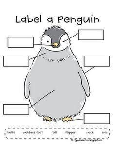 penguin freebie