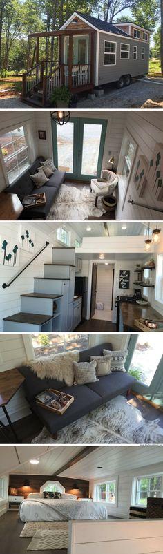 The Greer tiny house retreat