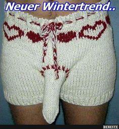 Neuer Wintertrend...