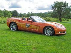 2007 Chevrolet Corvette Indy 500 Pace Car Edition