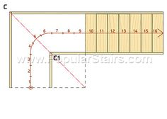 How to calculate stair (part 2)
