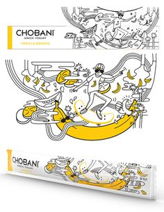 Chobani Yogurt Kids — The Dieline - Package Design Resource