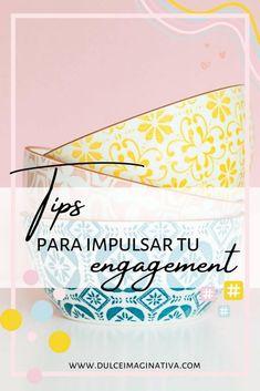 Tips o consejos para impulsar el engagement de tu cuenta de Instagram Tips Instagram, Sweet, Tips, Degree Of A Polynomial