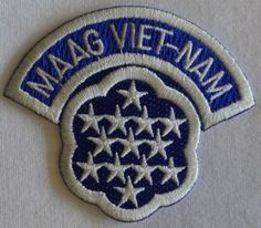 Military Assistance and Advisory Group patch