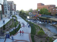 Would like to visit Greenville, SC, again someday....see it more up close.  Three days is not enough time!!