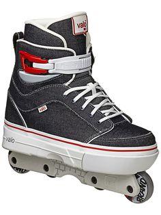 Valo Erik Bailey 1.5 LE Blue Pro Aggressive Skates