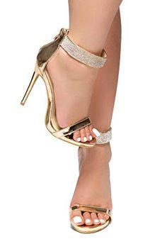 91fb34c7db6 Herstyle Mesmerizing Women s Sandal- Stilleto Heem