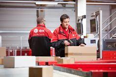 DPD baut für 16 Millionen Euro ein neues Paketsortierzentrum in Steinen - http://aaja.de/2gYazn8