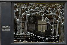 Melissa Launay: Jonathan Cooper Park Walk Galerie des fenêtres!