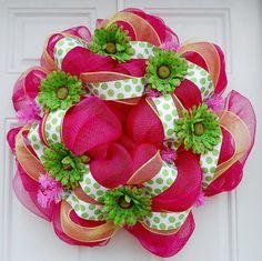 Summer wreath!