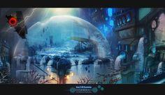E.D 0005 Area doomsday by ~hongryu on deviantART