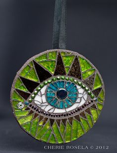 stained glass eye - Google Search